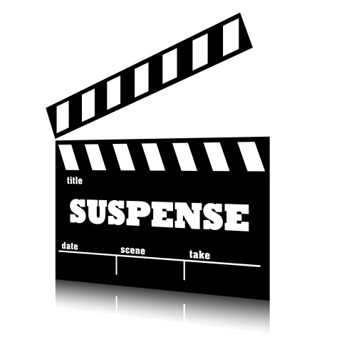 Suspense film. Serie géneros cinematográficos.